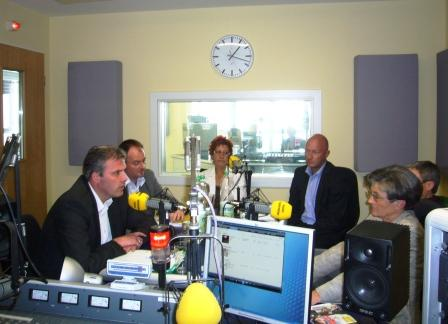 Interview bei Radio Funkwerk