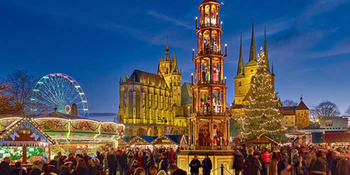Weihnachtsmarkt Erfurt.Erfurter Weihnachtsmarkt Erfurt De