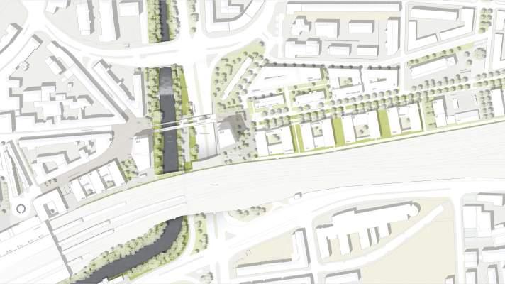 ice city erfurt vision eines neuen stadtteils. Black Bedroom Furniture Sets. Home Design Ideas
